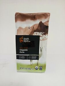 Good & Gather Organic Peru Light Roast Ground Coffee