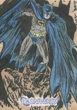 Rittenhouse Archives DC Legacy Sketchafex Sketch Card By Dan Day Batman