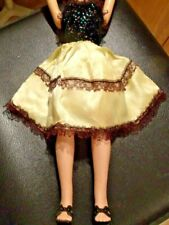 """1950's Fashion Doll Outfit Fits Thin 15-16"""" Dolls, 4 pcs."""