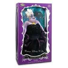 "New Disney Store The Little Mermaid Ursula Limited Edition 17"" Doll LE 2000"
