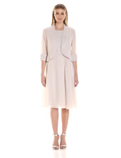Le Bos Women's 2 Piece Jacket Dress-Mother of the Bride, wedding guest party