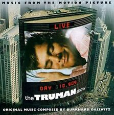 Truman Show - Burkhard Dallwitz (1998, CD NIEUW) Music BY Burkhard Dallwitz