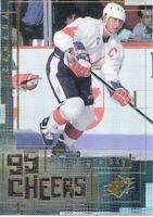 1999-00 Upper Deck SPx 99 Cheers Wayne Gretzky #CH13 HOF 🔥🔥