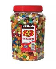 Kirkland Signature Jelly Belly Jelly Beans  4 Lbs FRESH BATCH EXPIRE 09/25/2021