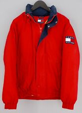 Men Tommy Hilfiger Puffer JacketCasual Breathable Waterproof S ZOA55