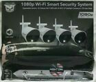 NEW!! NIGHT OWL 10-Channel 1080P 1TB NVR Security Camera System with 4 Cameras