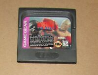 Foreman for Real Boxing for Sega Game Gear Fast Shipping Authentic
