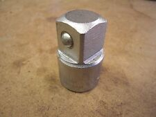 """Williams SH - 130 1/2"""" Drive to 3/4"""" Male Drive Adapter Socket NEW Old Stock"""