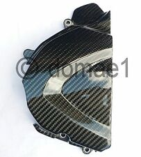 carbon fiber sprocket cover Triumph Daytona 675 2006-12 / Street Triple 2007-16
