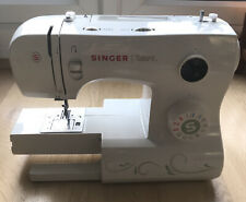 Singer 3321 Talent Sewing Machine - White - Missing Parts - Unused With Damage