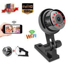 1080P Wireless Wifi Mini Camera Security Nanny Cam Surveillance Ir Night Vision