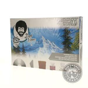 NEW Bob Ross 750006510 Master Paint Set for Landscape Painting - 16 Piece