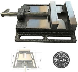 Maschinenschraubstock für Ständerbohrmaschine Fräsmaschine Werkstatt und mehr