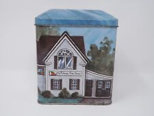 House Shaped Village (Christmas Tree Shops) Tin