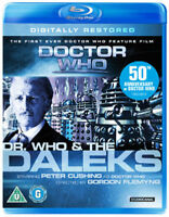 Doctor Who - Doctor Who & The Daleks Blu-Ray Nuovo (OPTBD2529)