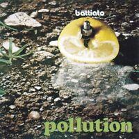 Franco Battiato - Pollution [New Vinyl LP] Italy - Import