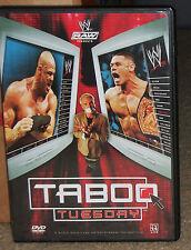 WWE Taboo Tuesday 2005 DVD