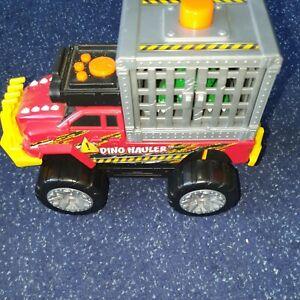Dino Hauler Action Packed Truck