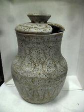 Pot à olive vintage signé