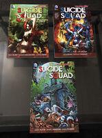 New Dc Comics New 52 Suicide Squad Vol 1-3 Tob Graphic Novel