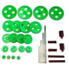 Gearwheel Set-TACCHETTI IN PLASTICA SET COMPLETO