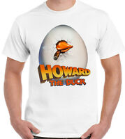 HOWARD THE DUCK T-Shirt Mens Retro 80's Movie the Guardians Of the Galaxy Film
