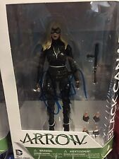CW Arrow DC Collectibles Katie Cassidy Canary Autographed Signed Figure COA