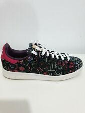 ADIDAS ORIGINALS STAN SMITH MOSCOW ROSE FLORAL TRAINERS - UK 5 (RARE) - MINT!