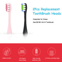 1/2Pcs Electric Replacement ToothBrush Heads Oral for Oclean One/SE/SE+/Air/X