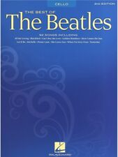 Best Of The Beatles Cello Learn to Play Pop Chart Hits Songs Tunes MUSIC BOOK