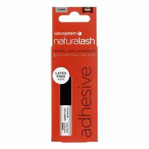 Naturlash Salon System Adhesive STRIP LASH Adhesive 4.5ml Clear long Lasting