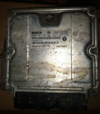 Chrysler Grand Voyager 2.5TD Engine Control Unit 0281011447   P04727667AC