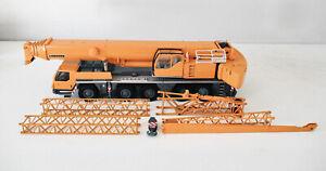 Camion Grue LIEBHERR LTM 1200-5.1 à 5 Essieux - Conrad 1/50 Model 2101