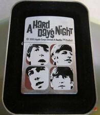 ZIPPO LIGHTER Vintage RARE 2005 BEATLES HARD DAYS NIGHT NEW IN BOX