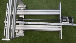 CNC Fräse Grundgestell