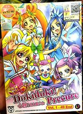 DokiDoki PreCure (Chapter 1 - 49 End) ~ 2-DVD SET ~ English Subtitle ~ Anime