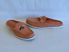 Sperry Top-Sider Salmon Leather Suede Slides/Loafers - 8M – GR8!