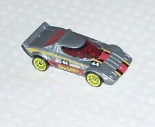 New 2018 Hot Wheels Car Lancia Stratos Gray 20 Pack Exclusive 50th Mint