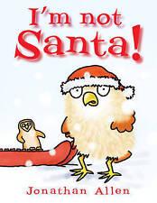 No estoy Santa!, Allen, Jonathan, Libro Nuevo