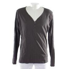 SCOTCH & SODA Longsleeve Gr. M Braun Herren Oberteil Shirt Langarmshirt