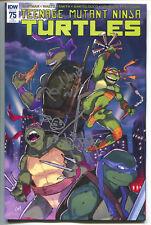 Teenage Mutant Ninja Turtles 75 TMNT Day Variant Signed Tom Waltz Ben Bates
