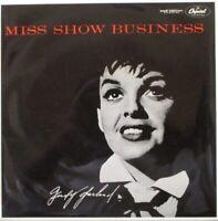 JUDY GARLAND - Miss Show Business ~ VINYL LP
