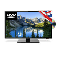 "Cello 24"" Inch HD 12v LED Television Tv with DVD for Caravan Motorhome Truck HGV"