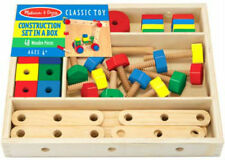 Melissa & Doug Multi-Coloured Building Toys