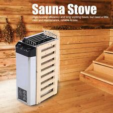 3KW/6KW Internal Control Stainless Steel Sauna Stove Heater Heating Equipments