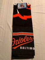 "Baltimore Orioles MLB 30"" x 60"" Beach Towel McArthur Brand New"