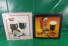 Dartington GLASS & Chef's tabella BARNETT GLASS 2 Set di 2 Bicchieri da Irish Coffee