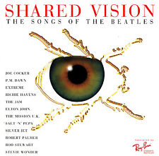 Canzoni the of the Beatles-CD-Shared Vision-sampler
