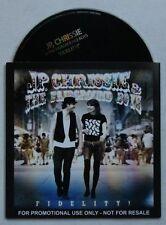 JP. Chrissie & The Fairground Boys Fidelity! ADV cardcover CD 2010