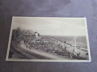 Kent Postcard - East cliff Bandstand - Ramsgate